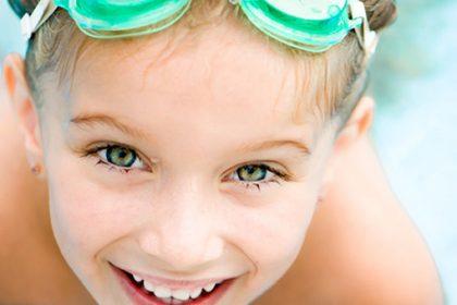 alergias baños en piscina